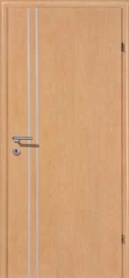 Decora-CPL Buche 02S mit 2 Alulisenen