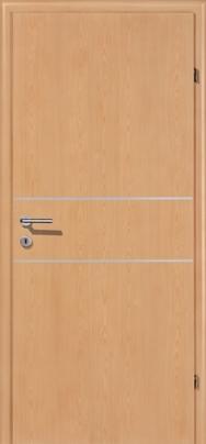 Decora-CPL Buche 02 mit 2 Alulisenen