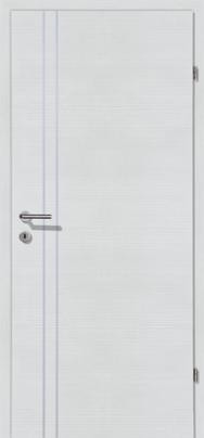Decora-CPL Schneeweiss 02S mit 2 Alulisenen