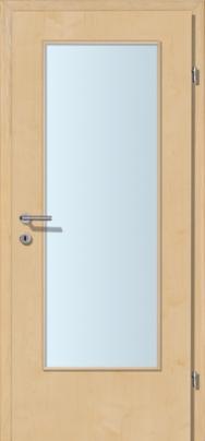 Decora-CPL Ahorn mit Glaslichte CEN