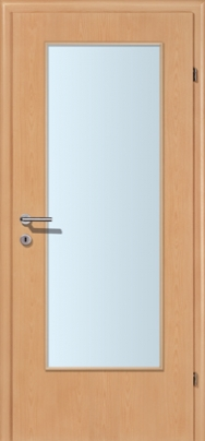 Decora-CPL Buche mit Glaslichte CEN