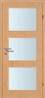 Decora-CPL Buche mit Glaslichte D3