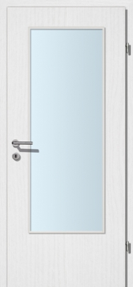 Decora-CPL Esche weiss mit Glaslichte C