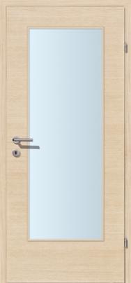 Decora-CPL Weisseiche mit Glaslichte CEN