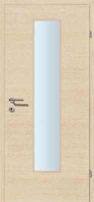 Decora-CPL Weißeiche mit Glaslichte EN
