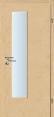Decora-CPL Bergahorn mit Glaslichte SEN