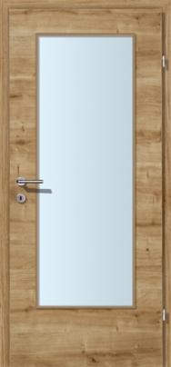 Decora-CPL Eiche astig mit Glaslichte CEN