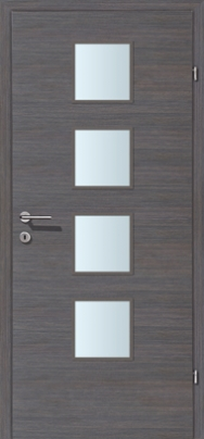 Decora-CPL Räuchereiche mit Glaslichte A4