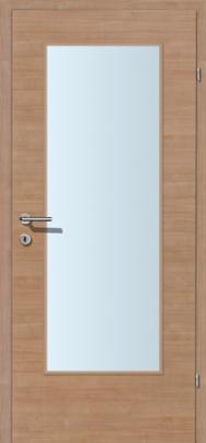 Decora-CPL Zimtbirke mit Glaslichte CEN