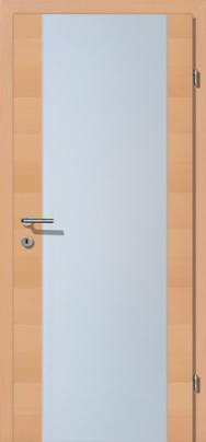 Creativ Buche querfurniert mit Glaslichte Panorama PN1