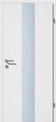 Decora-CPL Esche weiss mit Glaslichte Panorama PN6