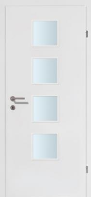Selektion weiß mit Glaslichte A4