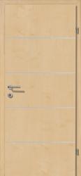 Decora-CPL Ahorn 04 mit 4 Alulisenen