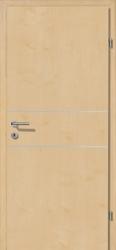 Decora-CPL Ahorn 02 mit 2 Alulisenen
