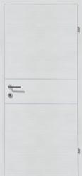 Decora-CPL Schneeweiss 02 mit 2 Alulisenen